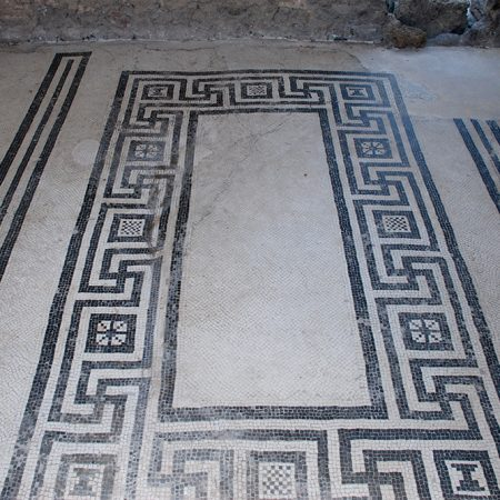 pompei, mosaici